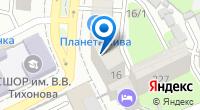 Компания Барсова берлога на карте