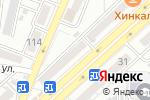 Схема проезда до компании SilverTek в Астрахани