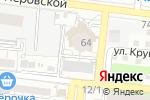 Схема проезда до компании Олехаус в Астрахани