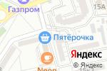 Схема проезда до компании Берекет в Астрахани