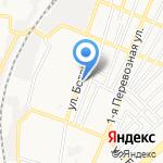 Рахим на карте Астрахани