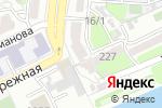 Схема проезда до компании Хороший в Астрахани