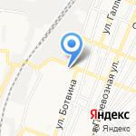Пивной Босс на карте Астрахани