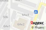 Схема проезда до компании Чистый ручей в Астрахани