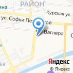 Мастерская по ремонту стиральных машин на карте Астрахани