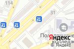 Схема проезда до компании Beerman в Астрахани