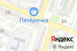 Схема проезда до компании Лео в Астрахани