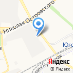 Парацельс на карте Астрахани