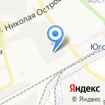 Формат на карте Астрахани