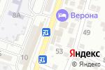 Схема проезда до компании Пивная лавка в Астрахани