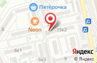 Схема проезда до компании ReAmi в Астрахани