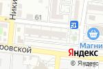 Схема проезда до компании Ma-te в Астрахани