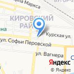 Леди & Boss на карте Астрахани