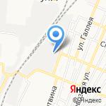 Сантехника на карте Астрахани