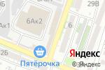 Схема проезда до компании BP visko в Астрахани