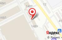 Схема проезда до компании U.S.PEX в Астрахани