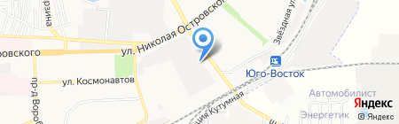 Academy of design на карте Астрахани