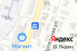 Схема проезда до компании Арт Потолок в Астрахани