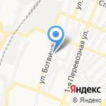 Пивная лавка на карте Астрахани