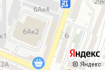 Схема проезда до компании Лисья нора в Астрахани