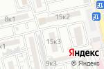 Схема проезда до компании Волга-Трек в Астрахани