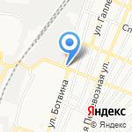 A & M Сервис на карте Астрахани