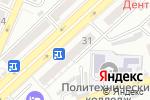 Схема проезда до компании RM Авто в Астрахани