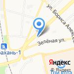 Beerman на карте Астрахани
