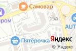 Схема проезда до компании Адвокатская контора Советского района г. Астрахани в Астрахани