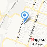 Арт Потолок на карте Астрахани