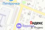 Схема проезда до компании Магазин мяса и молочной продукции в Астрахани