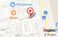 Схема проезда до компании Многопрофильная Фирма «Логос» в Астрахани