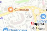 Схема проезда до компании Beer Hall в Астрахани