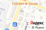 Схема проезда до компании Глория в Астрахани
