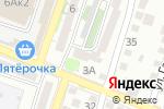 Схема проезда до компании Дизайн-студия в Астрахани