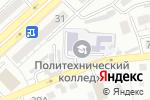 Схема проезда до компании Астраханский государственный политехнический колледж в Астрахани