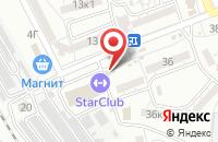 Схема проезда до компании За счастьем в Астрахани