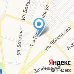 РЕН ТВ-Астрахань на карте Астрахани