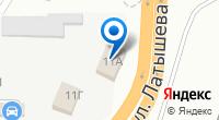 Компания ЮТЕКО на карте