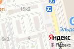 Схема проезда до компании Мирный в Астрахани