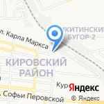 Центр микрохирургии глаза на карте Астрахани