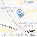 Qiwi на карте Астрахани