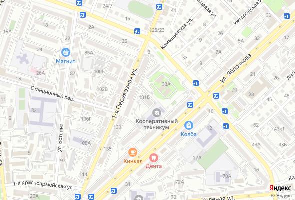 купить квартиру в ЖК ул. 1-ая Перевозная, 131Б