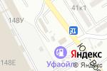 Схема проезда до компании Глубокинский кирпич в Астрахани