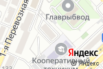 Схема проезда до компании Снабсервис в Астрахани