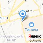 Burger Box на карте Астрахани