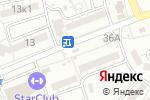 Схема проезда до компании Компакт в Астрахани