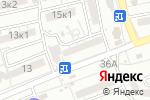 Схема проезда до компании НК-Кабель в Астрахани