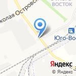 У Петровича на карте Астрахани