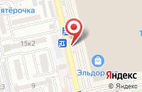 Схема проезда до компании Букварь в Астрахани